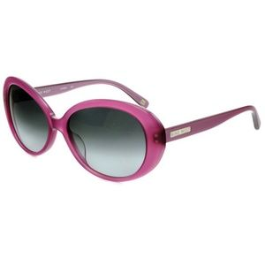 NW505S-532 Women's Berry Frame Sunglasses NWT